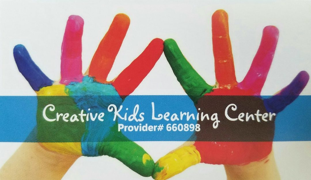 Welcome New Member – Creative Kids Learning Center