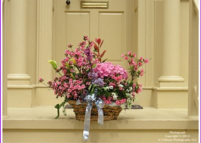 May Day Flower Basket Adams Kilty House